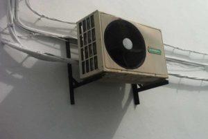 aircondition spansk bolig Malaga