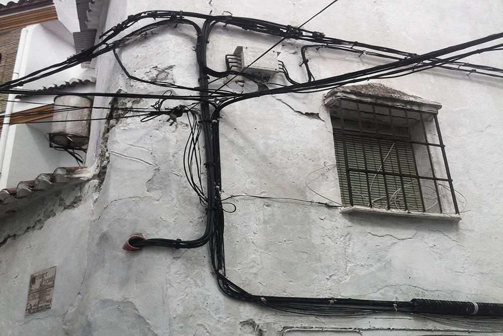 Elektriker, el i Spanien