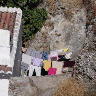 vasketøj Spanien