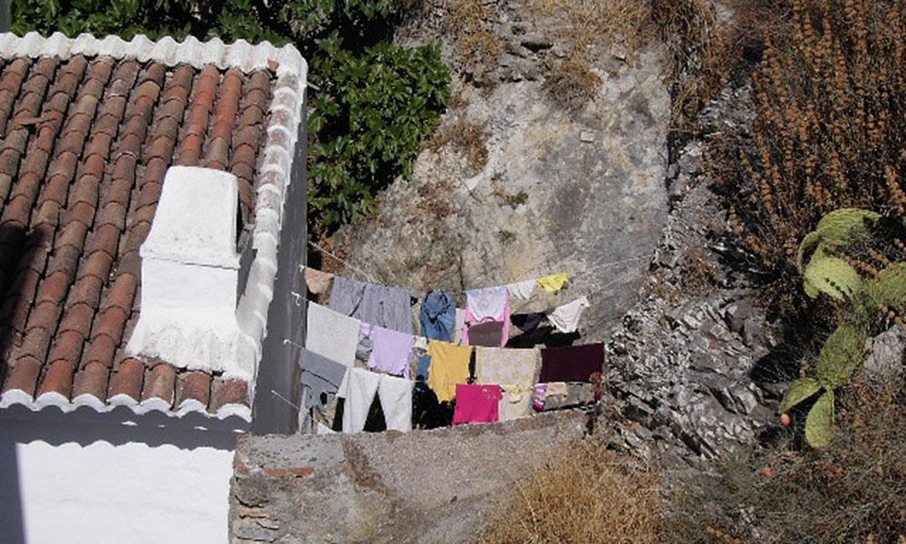 fugt vasketøj